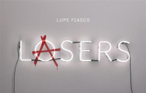 lasers album cover. Music review: Lasers by Lupe