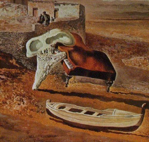 AtmosphericSkull Sodomizing A Grand Piano 1934