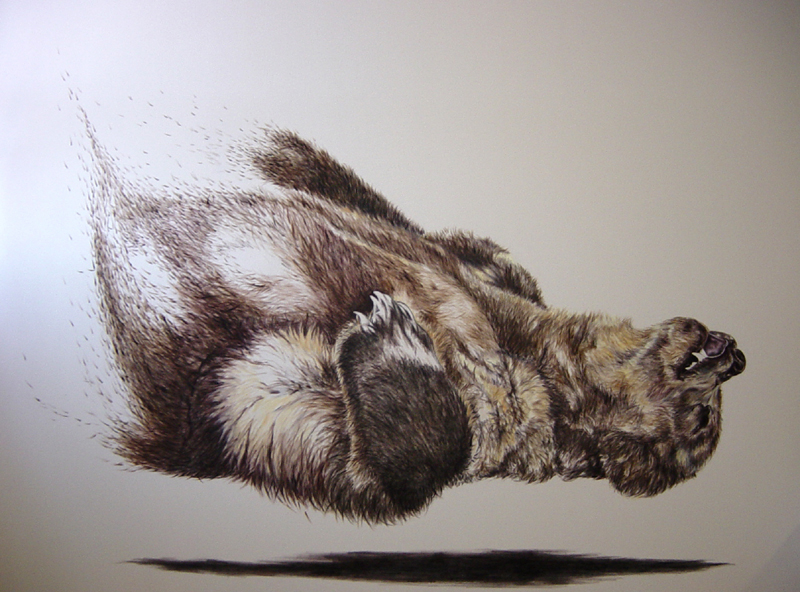 bear-paint