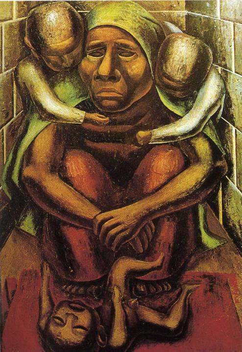 david alfaro siqueiros the activist artist Mexican painter david alfaro siqueiros (1896–1974) founded the modern   siqueiros was devoted to political activism since his youth, and incorporated his.