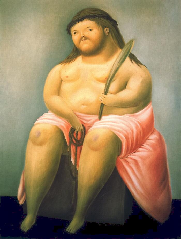 Fernando Botero Colombian
