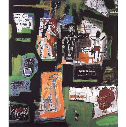 Untitled-1984-2CrabsB