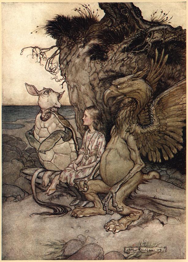 critical essays on alice adventures in wonderland