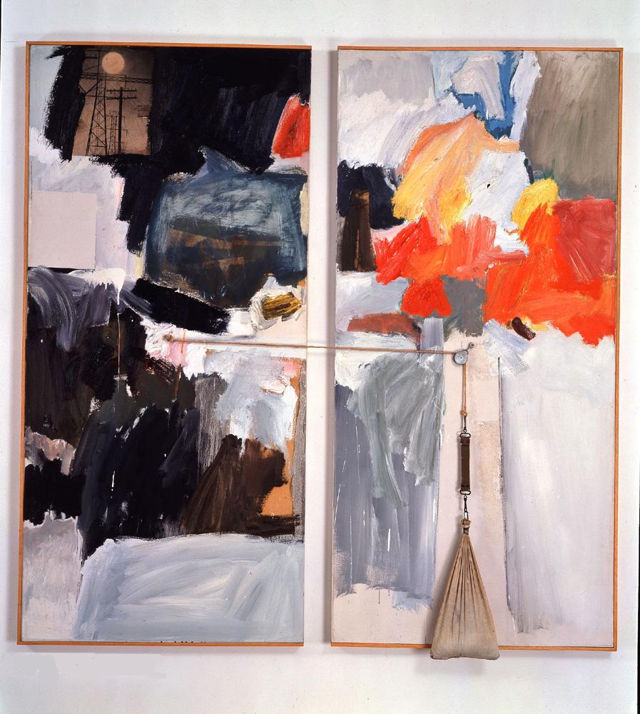 Studio Painting 1960-61
