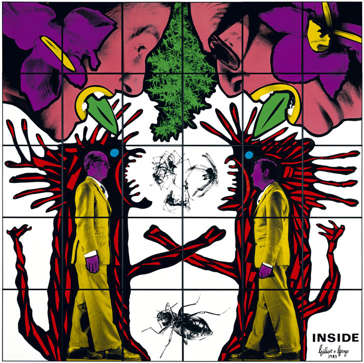 Gilbert and George Dream their Dreams Away