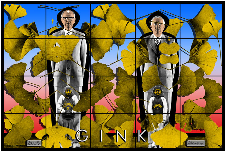 Gilbert And George: Gilbert And George Dream Their Dreams Away