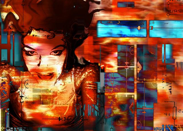 Hallucination Girl