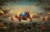 Kevin Sloan, butterly world