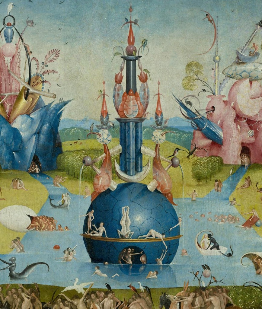 Hieronymus Bosch A Window On God S Creation Escape Into Life