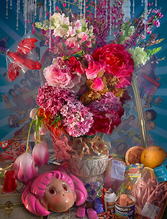 EscapeIntoLife_DavidLaChapelle_2