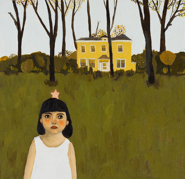 yellow house- kate-pugsley