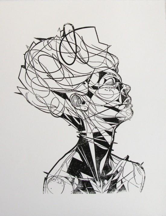 Line Drawing Portrait Tumblr : Los dibujos de jason thielke taringa