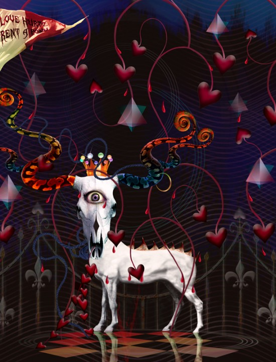 Joan Proudman, Magic Pony