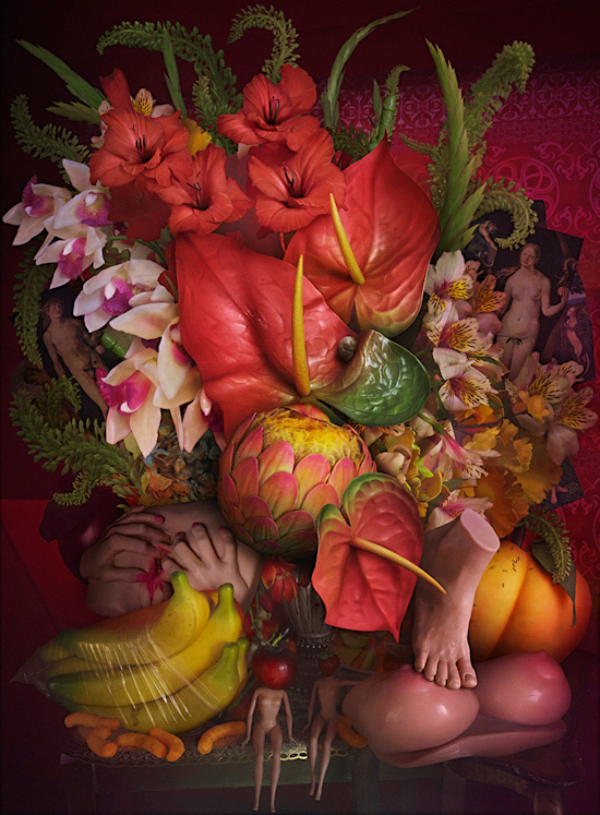 David LaChapelle, The Lovers