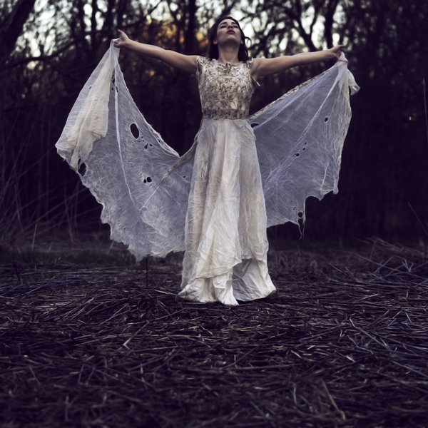 Diana Lemieux, You're the Only Light (white gown)