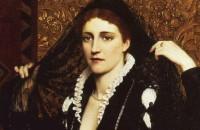 Twelfth Night, Olivia. E.B. Leighton, prepared as lithograph