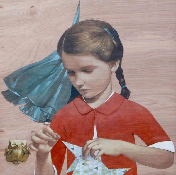 Sean Mahan, Origami Girl