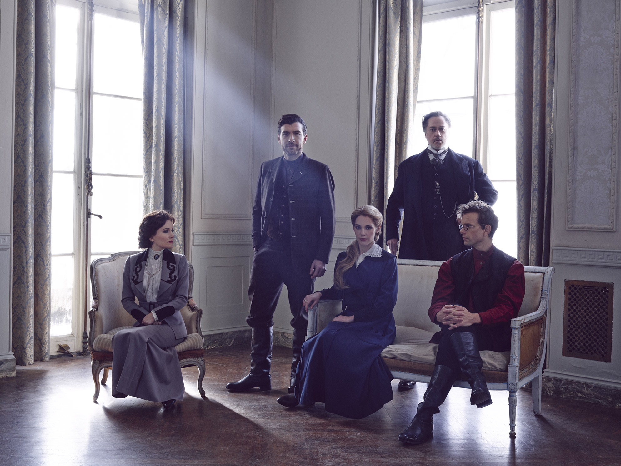 Dr. Zhivago, Group Shot - Photo by Jason Bell