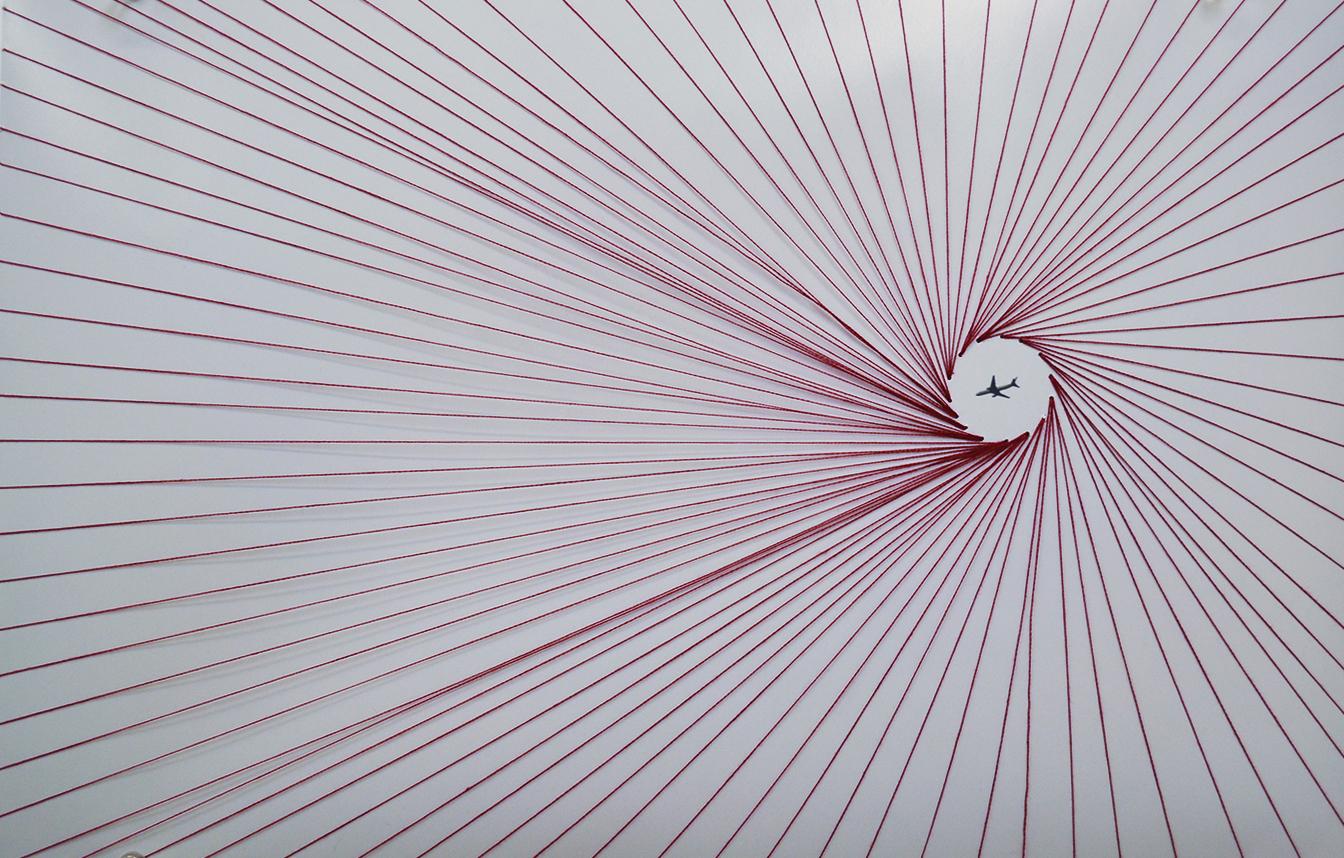 Lori Chung, Thread 3, red eye