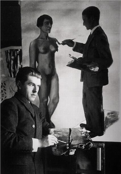 rene_magritte_attempting the impossible