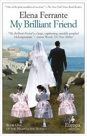 ferrante my brilliant friend